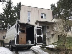 Kolimine, kolimisteenus uksest ukseni, mööblivedu, mööbli kokkupanek, pakkimine, eramaja kolimine